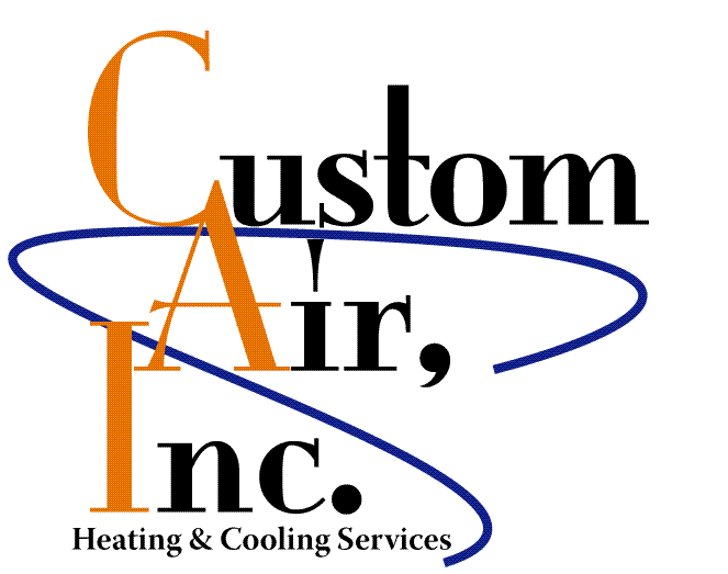 Custom Air, Inc. Logo